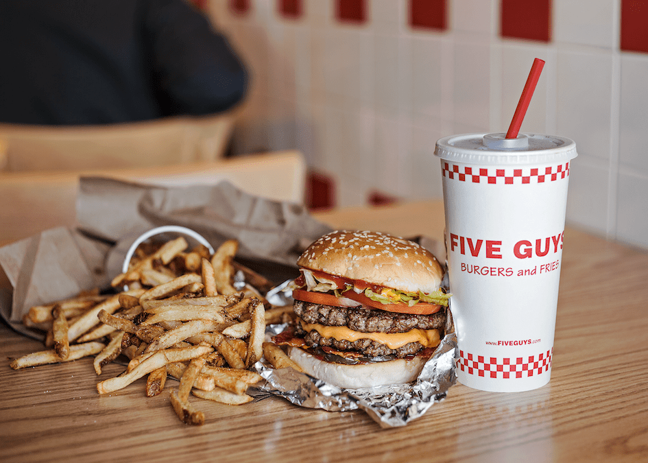 Five Guys opens first Singapore outlet at Plaza Singapura on Dec 16