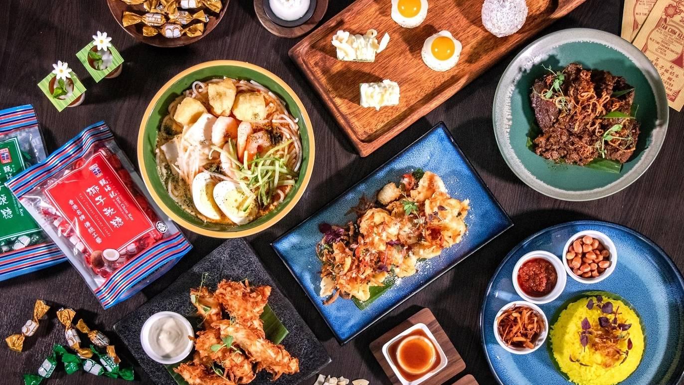 香港的唯港薈 X 甄沾記 「Coconut Hong Kong Story」主題自助餐 | 唯港薈 | 餐廳