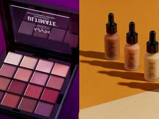 美國彩妝品牌 Nyx Professional Makeup 宣佈香港全線門市結業