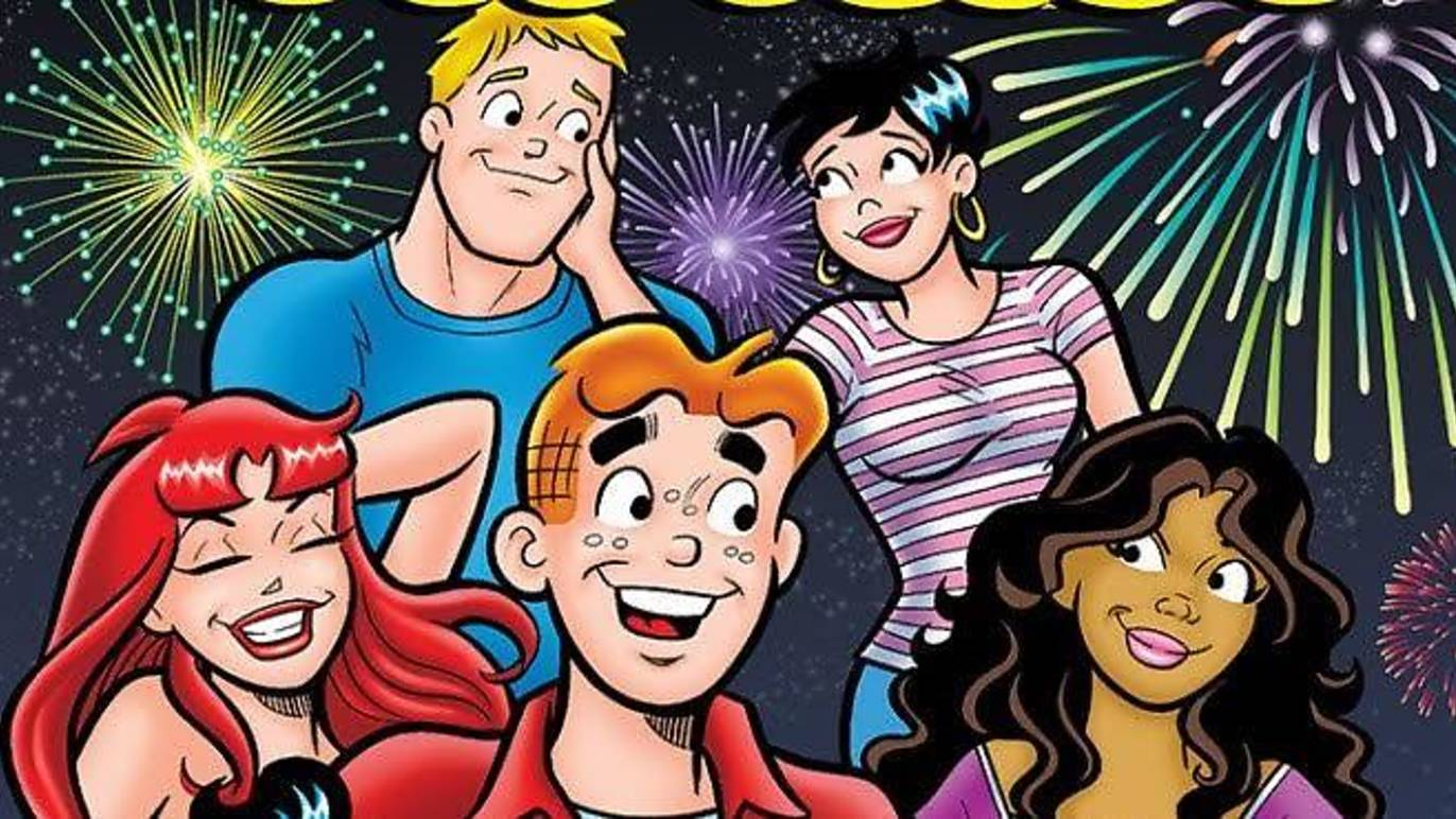 Create Your Own Comic Book With Archie Comics Top