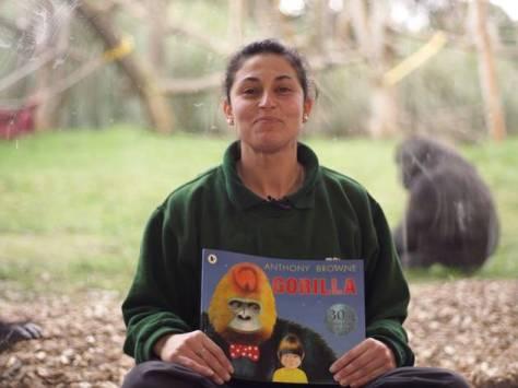 ZSL London Zoo bedtime stories