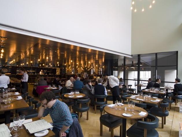 National Dining Rooms Restaurants In Trafalgar Square