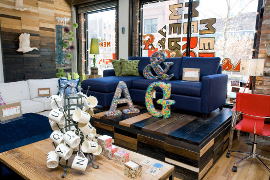 Home decor stores in New York for furnishings and home goods