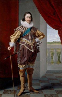 'Charles I', 1628
