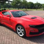 Test Drive The 2019 Chevrolet Camaro 2ss Coupe Is Better Than Botox For Making You Feel Younger Chattanooga Times Free Press