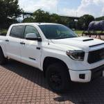 Test Drive New 2019 Tundra Trd Pro Was Built For Off Roading But It S Still At Home On A Highway Chattanooga Times Free Press