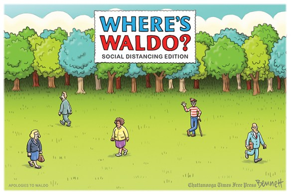 Image result for where's waldo covid 19