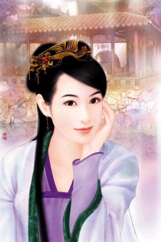 Hình ảnh Những giai thoại bất hủ về tứ đại mỹ nhân Trung Hoa số 2