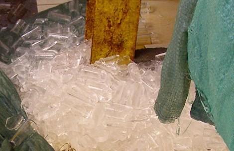 Hình ảnh Hơn nửa sản phẩm nước đá ở TPHCM nhiễm bẩn gây bệnh  đường ruột, tiêu chảy số 1
