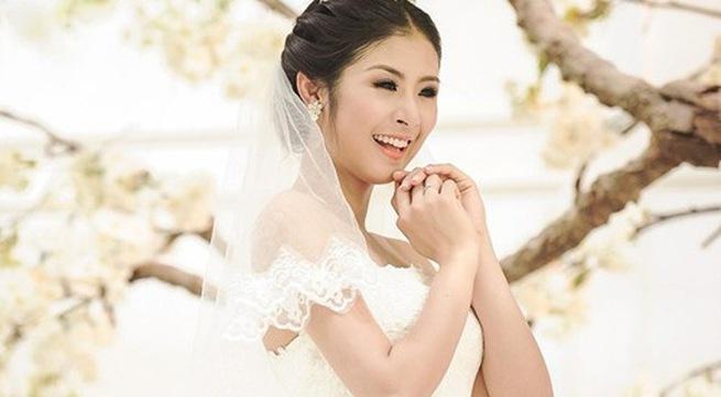 Hoa hậu Ngọc Hân chia sẻ ẩn ý trước nghi vấn sắp lên xe hoa 2