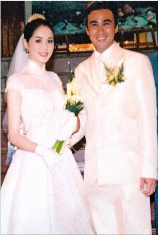 Vợ MC Quyền Linh chia sẻ khoảnh khắc hiếm thấy trong đám cưới 14 năm trước 2