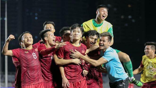 BTV Quang Minh chia sẻ điều bất ngờ về Quang Hải trước chung kết U22 Việt Nam 2