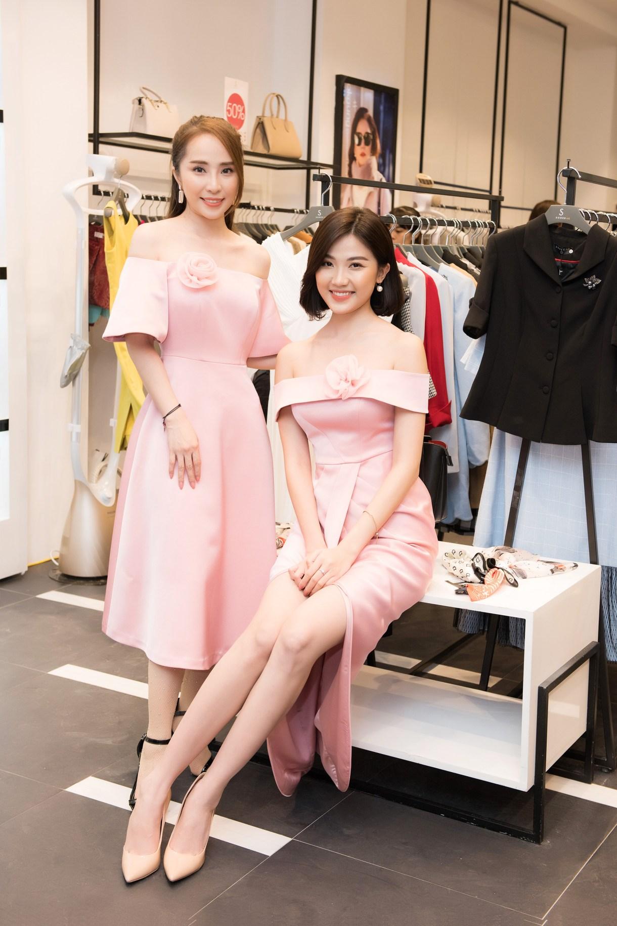 'Tiểu tam' Nhã - Quỳnh Nga 'đụng độ' cùng Trà - Lương Thanh tại sự kiện 3