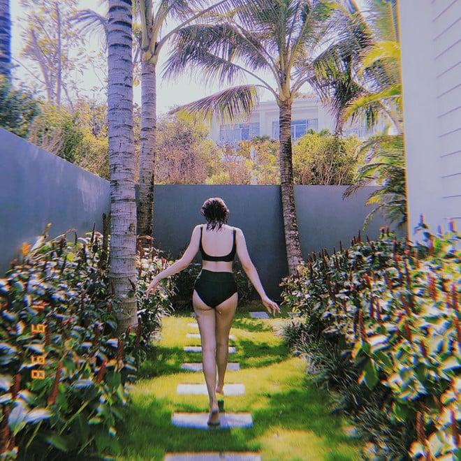 'Em chưa 18' Kaity Nguyễn khoe vóc dáng vạn người mê tuổi 19 4