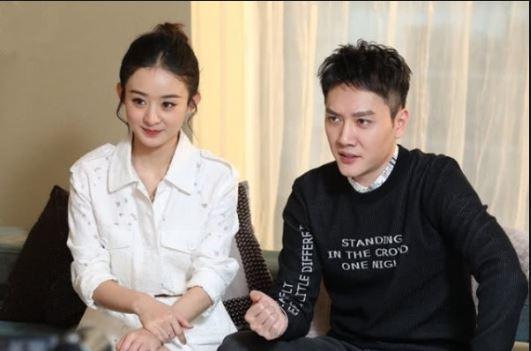 Triệu Lệ Dĩnh cùng dàn sao hạng A Cbiz nhiều lần hứng chịu những 'cơn thịnh nộ' từ netizen 8