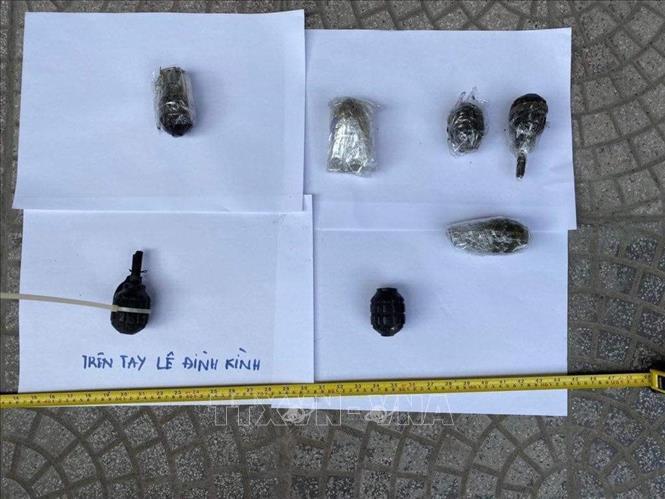 Vụ chống đối ở Đồng Tâm: Lê Đình Kình tử vong vẫn cầm giữ quả lựu đạn 2