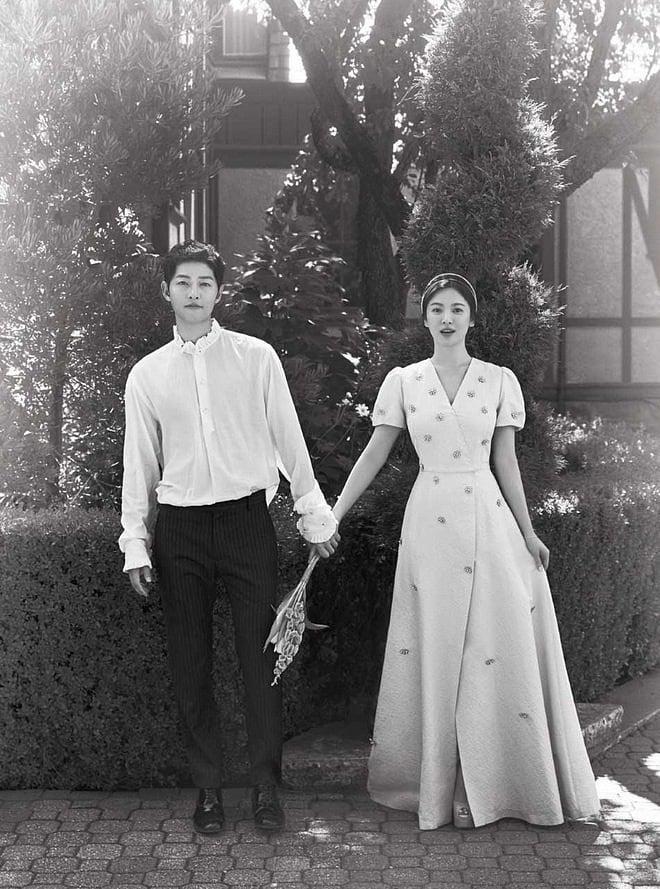 Nghịch cảnh của Song Hye Kyo và 'người tình màn ảnh' khiến fan xót xa 4