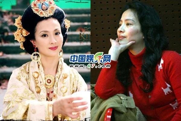Mẹ Lưu Diệc Phi, Phạm Băng Băng... đọ sắc, ai là cực phẩm mỹ nhân? 6