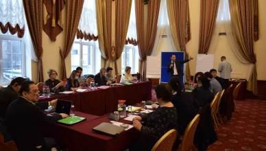 Тренинг для тренеров по конфликт-чувствительной журналистике