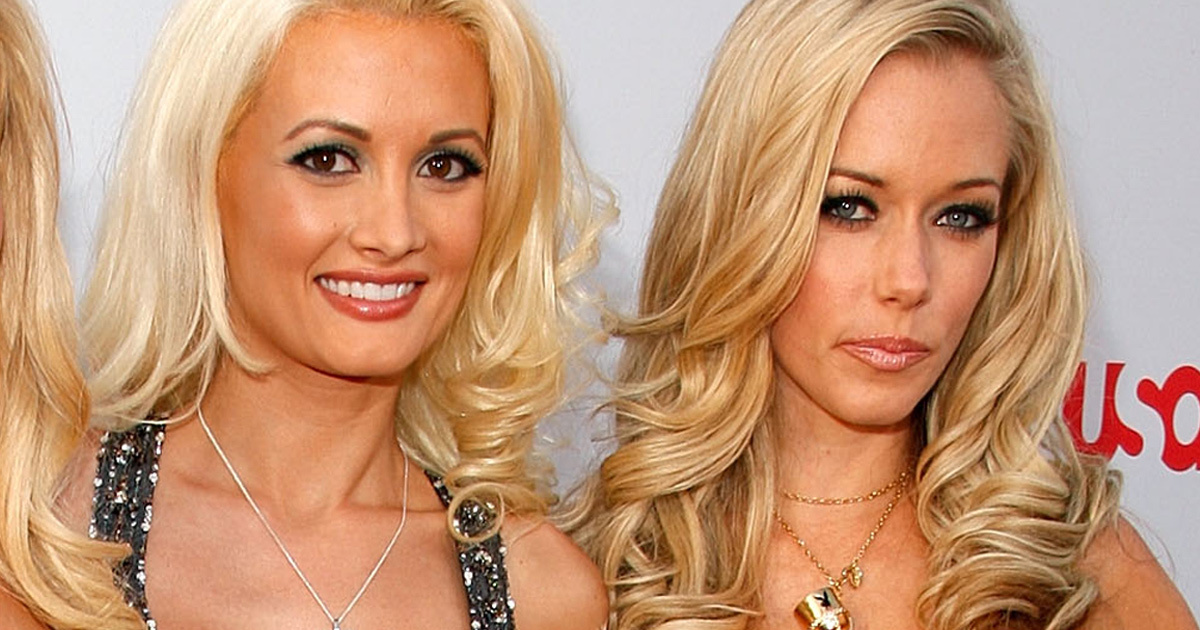 Kendra Wilkinson Blasts Holly Madison Shes A Fking