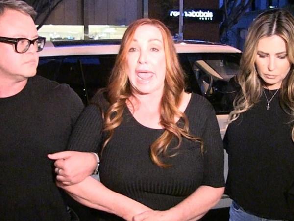 Manson Family -- Sharon Tate's Sister ... Don't Parole Van ...