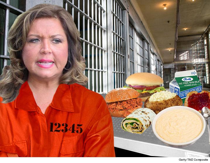 Abby Lee Miller Jail Latest