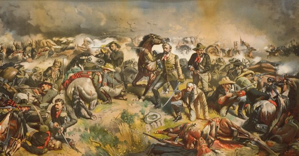 Custer's Last Stand, Sitting Bull, Little Big Horn, Crazy Horse, Toby Elwin, blog