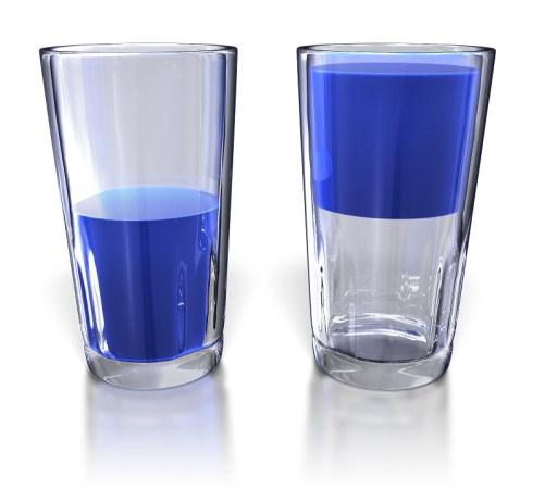 glass half, full, empty, Appreciative Inquiry