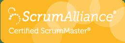 """Toby Elwin, Certified ScrumMaster, ScrumAlliance"""" alt=""""Toby Elwin, Certified Scrum Master, ScrumAlliance"""