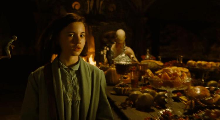 Pan's Labyrinth, Guillermo del Toro, Ofelia, Pale Man