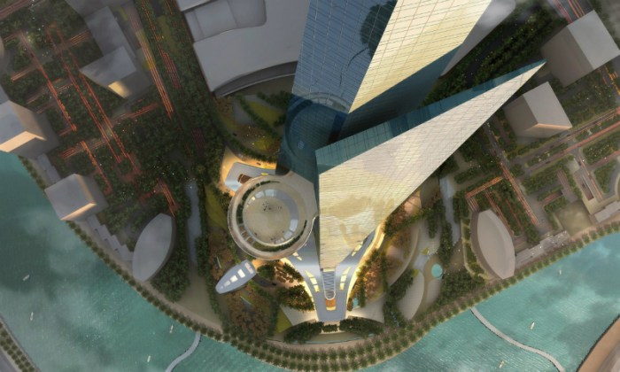 Jeddah Tower, change management, top down, bottom up, 2012 top blogs, 5 to 1