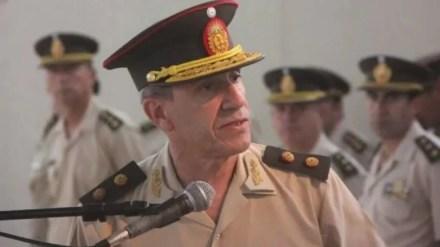 El nuevo jefe de las Fuerzas Armadas es el jujeño Juan Martín Paleo