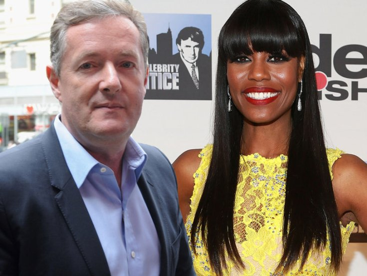 Piers Morgan Unloads on Omarosa for Hurling 'Disgusting,' 'Homophobic' Slurs at Him on 'Celebrity Apprentice'