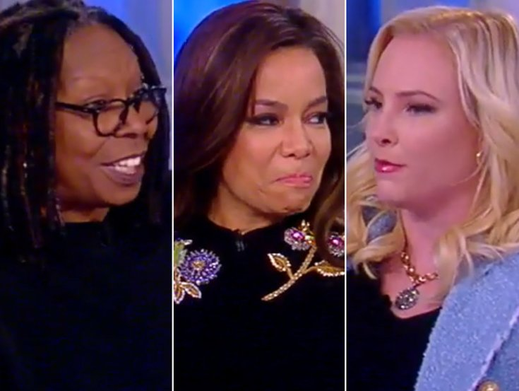 'The View' Disregards Omarosa's Mike Pence Warning and Says He'd Be Better POTUS Than Trump
