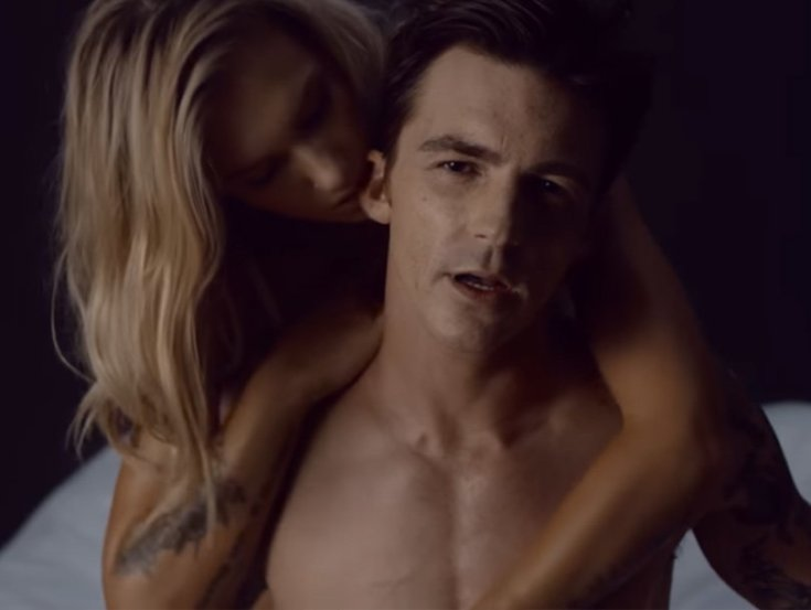 Drake Bell Basically Has Sex on Camera for 4 Minutes in 'Rewind' Music Video