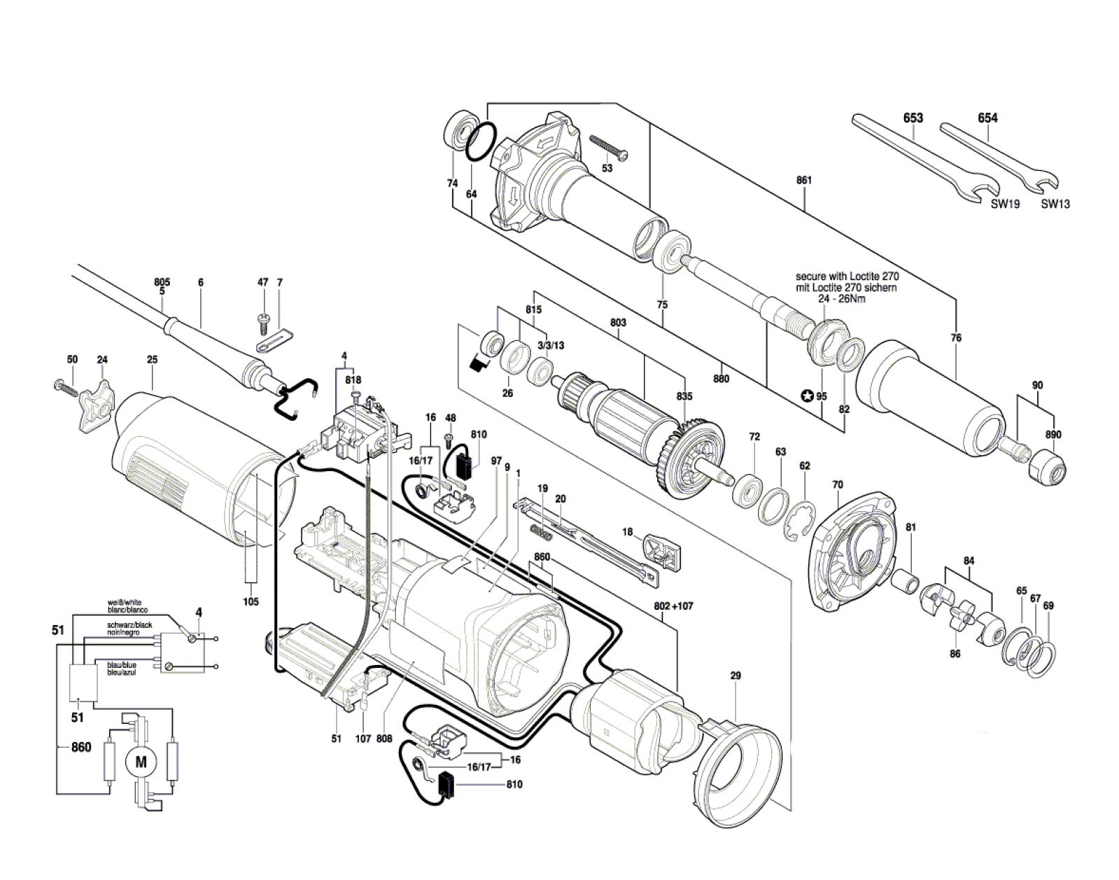 Bosch Electric Tool