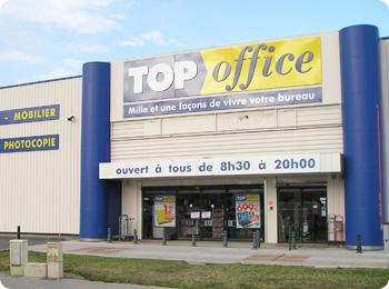 top office gramont a toulouse magasin