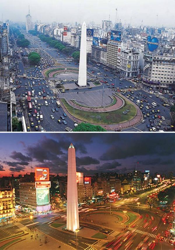 9 Route La Argentine Large Buenos De Julio Aires Plus Du La Monde