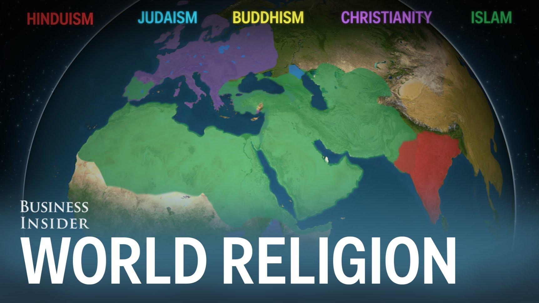 L Histoire Des Religions Dans Le Monde En Version Simple