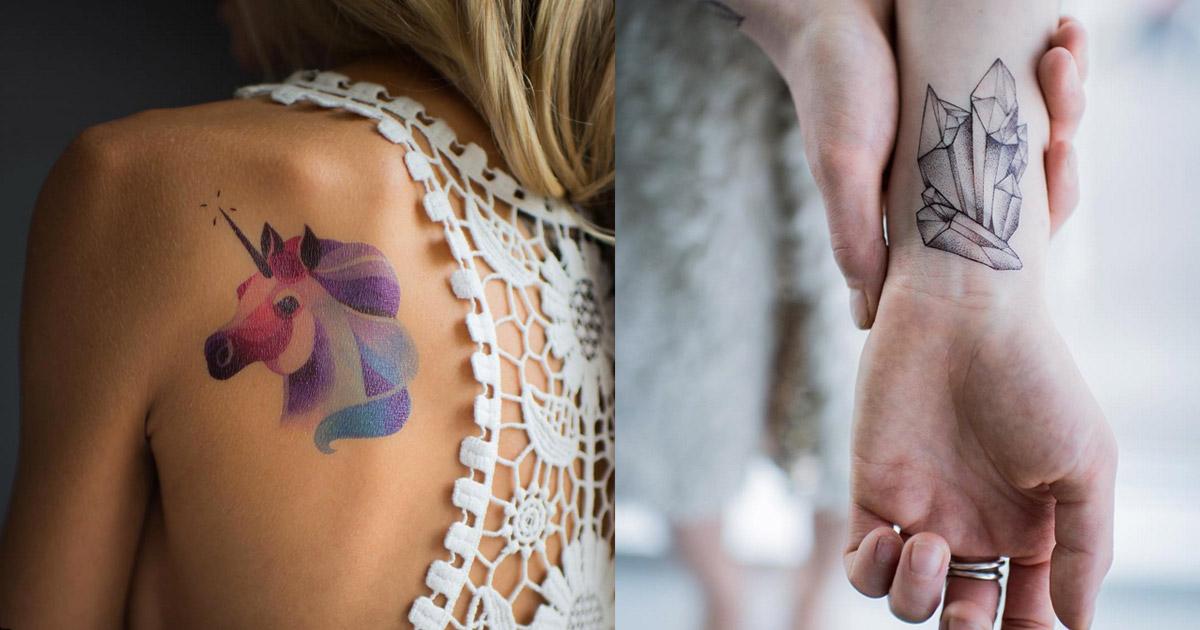 Top 18 Des Plus Beaux Tatouages Temporaires De Chez Tattoo