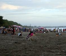 En strand för alla, dygnet runt