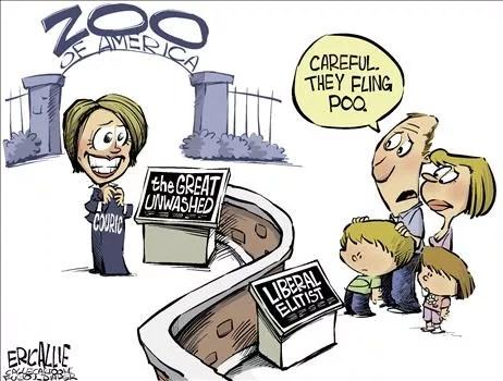 Political Cartoon by Eric Allie