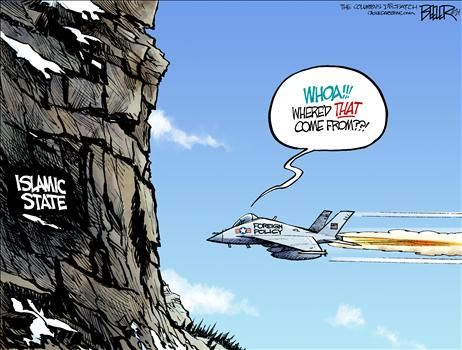Political Cartoons by Nate Beeler
