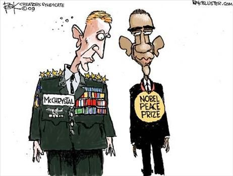 Political Cartoon by Chip Bok