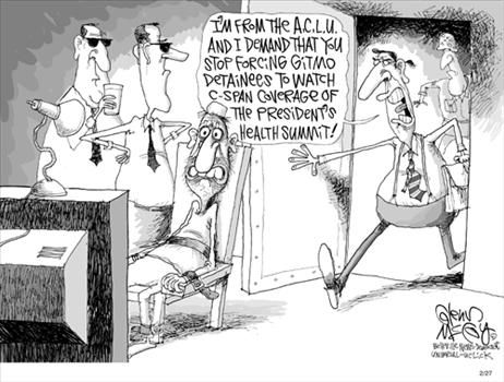 Political Cartoon by Glenn McCoy