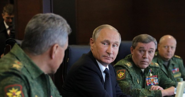 Adding Vladimir Putin to Trump's List of America's Dangerous Adversaries