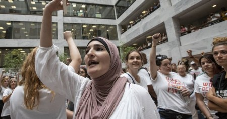 Yes, Anti-Semite Linda Sarsour Endorsing Joe Biden Is a Huge Problem for Democrats