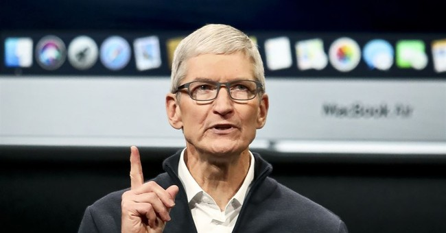 Tim Cook Will Lecture You