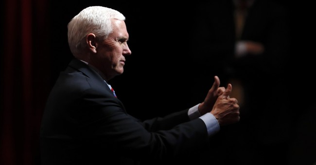 Vice President Mike Pence will debate Senator Kamala Harris tonight/AP featured image