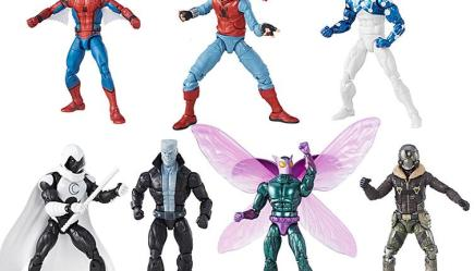 04e7593d31fb5 Hasbro Marvel Legends Spider-Man – Lizard Build-A-Figure Wave Listed ...